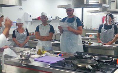 «Desafío en la cocina» con la Universidad Politécnica de Valencia