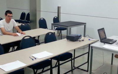 Sesiones presenciales y exámenes para Certificados de Profesionalidad